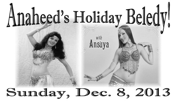 Anaheed Holiday Beledy Show