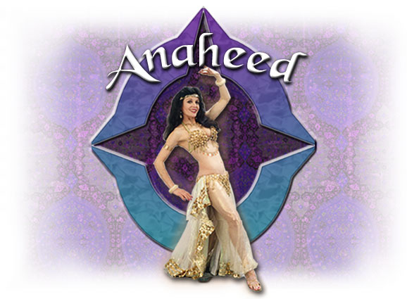 Anaheed, Belly Dancer in Southern California