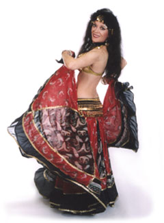 Anaheed, Bellydancer's Links